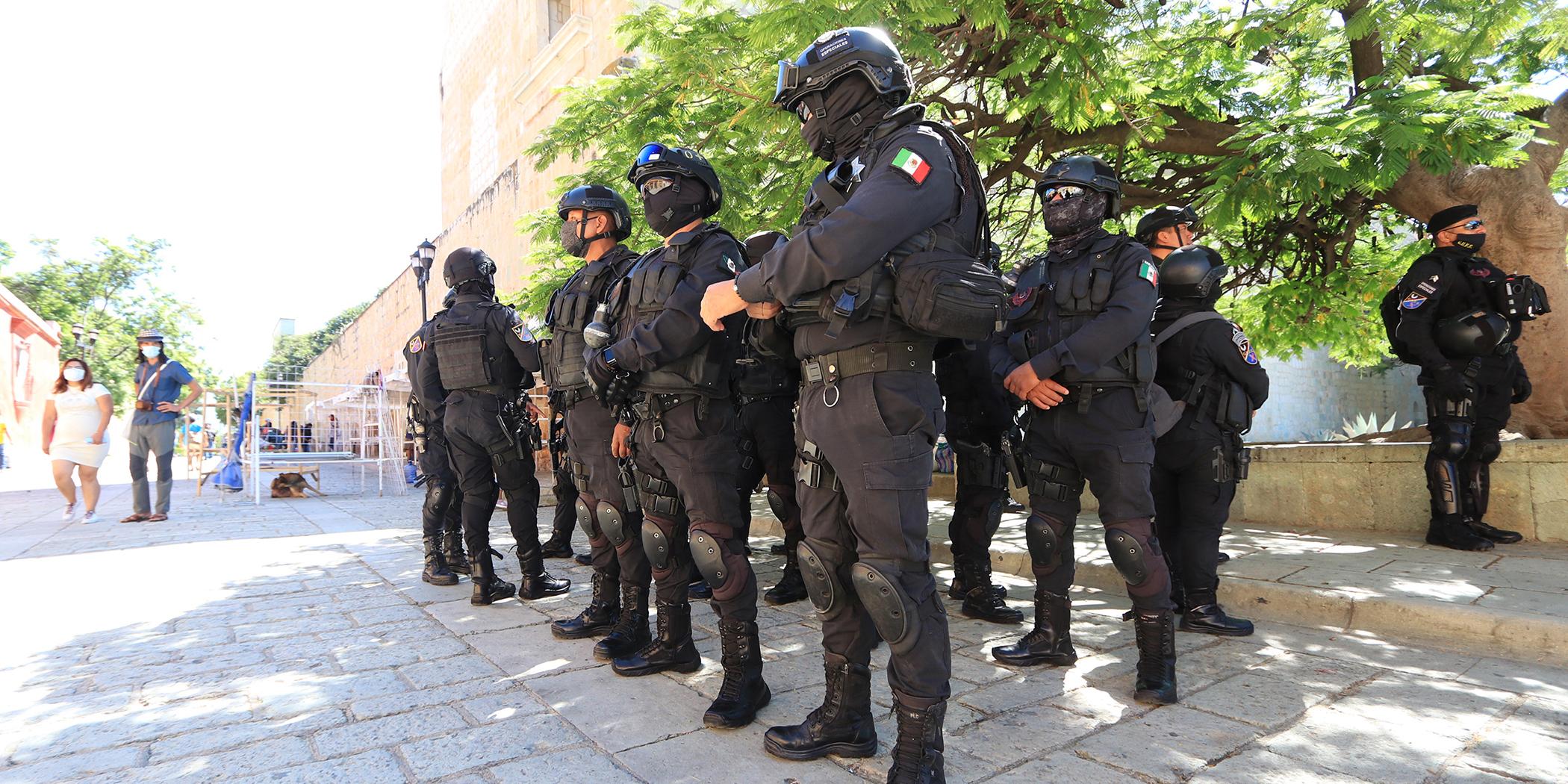 Desconfían oaxaqueños en la policía municipal   El Imparcial de Oaxaca