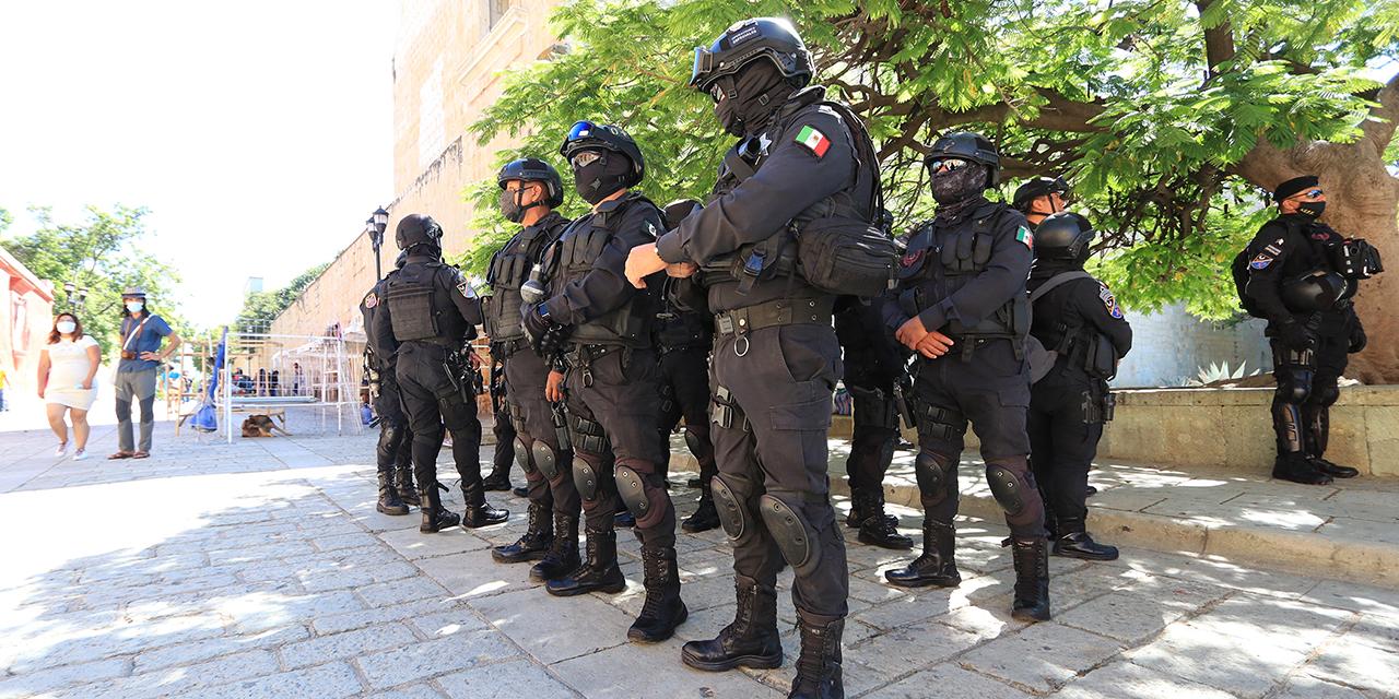 Oaxaqueños desconfían en la Policía Municipal   El Imparcial de Oaxaca