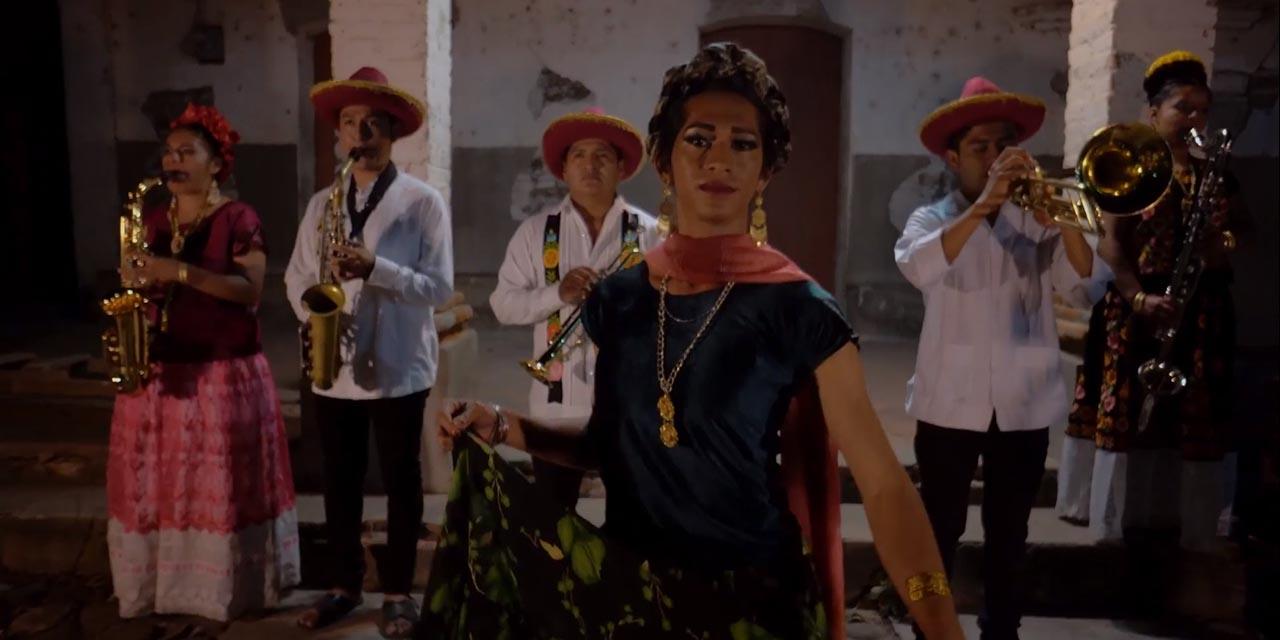 """""""Chula"""", un homenaje  a la diversidad sexual   El Imparcial de Oaxaca"""