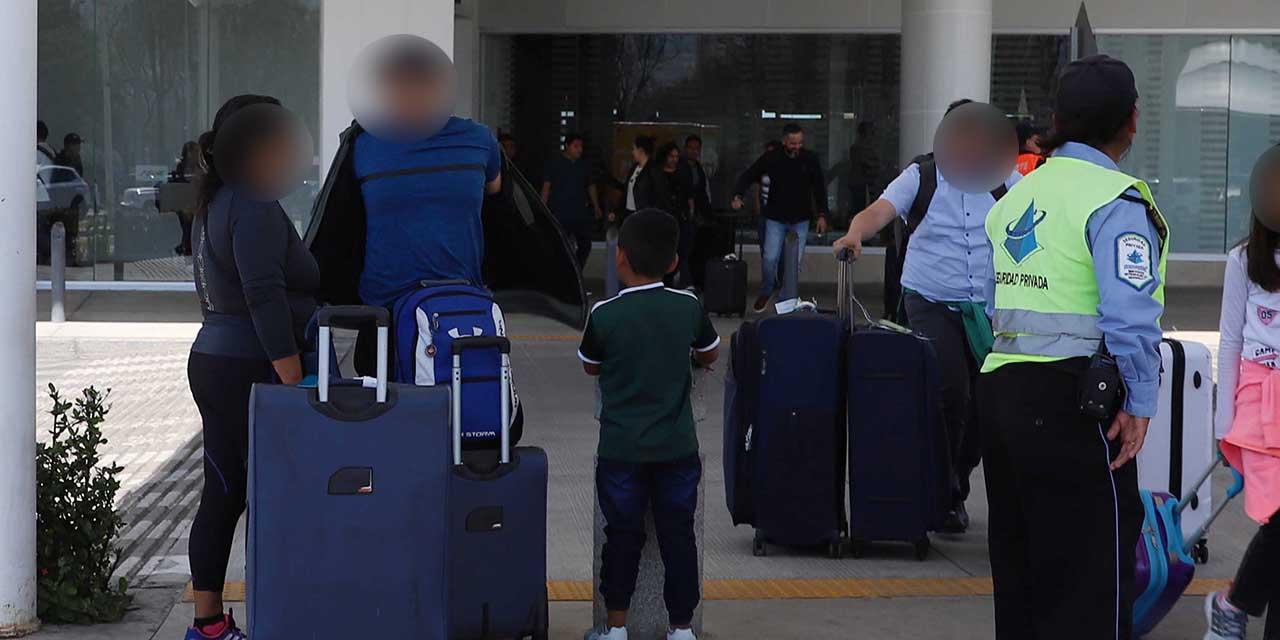 Deporta EU en un día a 8 menores oaxaqueños | El Imparcial de Oaxaca