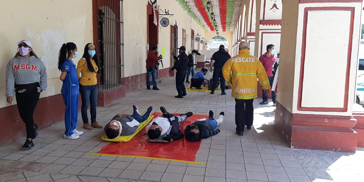 Teposcolula, municipio de alta sismicidad   El Imparcial de Oaxaca