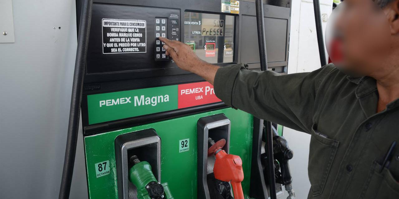 Oaxaca mantiene el precio más alto por litro de diesel | El Imparcial de Oaxaca