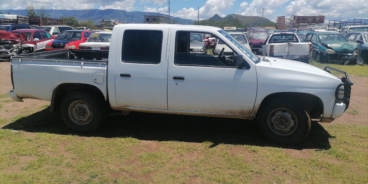 Aseguran camioneta con reporte de robo en Oaxaca | El Imparcial de Oaxaca