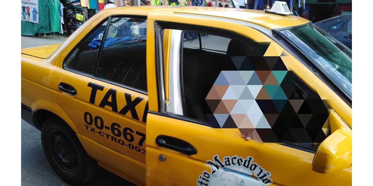 ¡Atracan taxi!   El Imparcial de Oaxaca