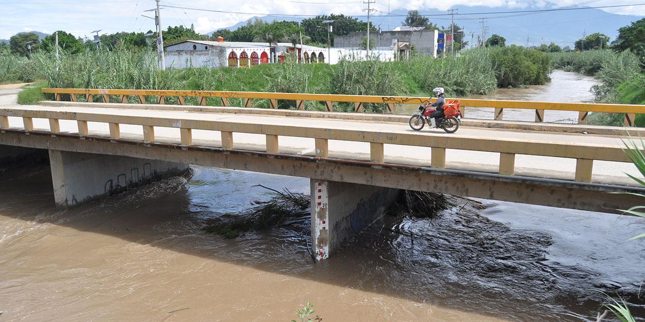 Cayeron 60 litros de agua por metro cuadrado durante la tormenta del lunes | El Imparcial de Oaxaca