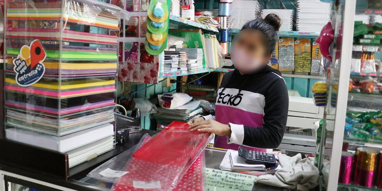Clases virtuales matan las esperanzas de comerciantes | El Imparcial de Oaxaca