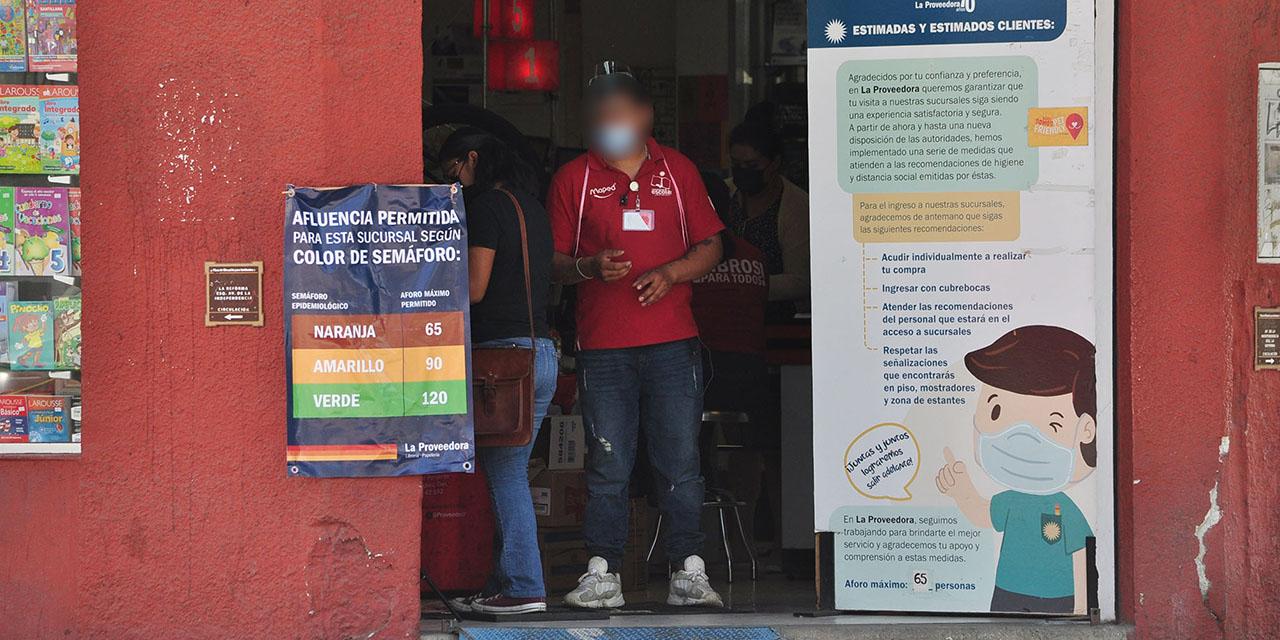 Papelerías, en el umbral de sobrevivencia: Canacope   El Imparcial de Oaxaca