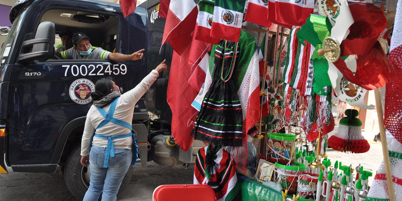 Hay apatía ciudadana ante festejos del mes patrio   El Imparcial de Oaxaca