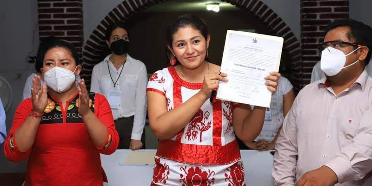 """Sala Xalapa deja firme triunfo de """"Va por Oaxaca"""" en Teotitlán   El Imparcial de Oaxaca"""
