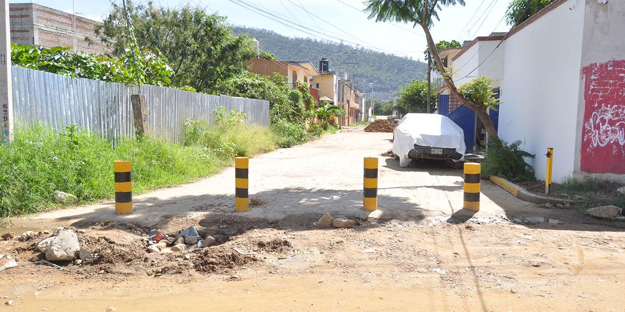 Privatizan calles y dejan a vecinos de San Jacinto Amilpas sin servicios | El Imparcial de Oaxaca