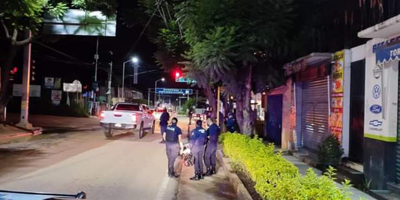 Lo lesionan tras resistirse a asalto | El Imparcial de Oaxaca