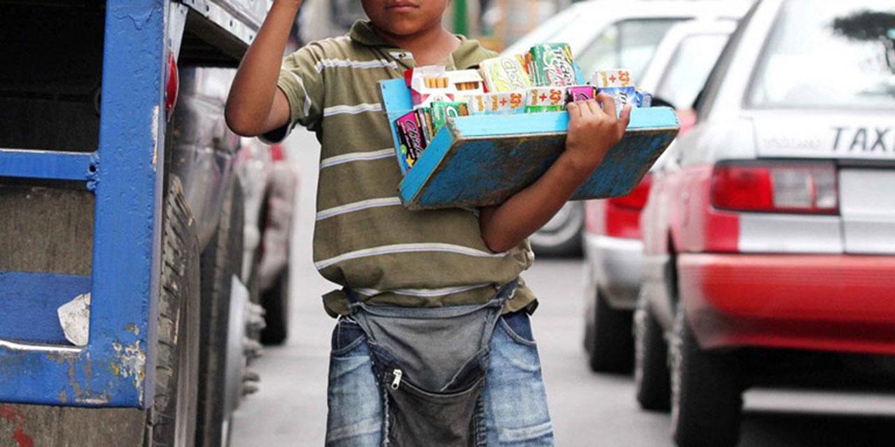 Menores sin confinamiento; repunta el trabajo infantil | El Imparcial de Oaxaca