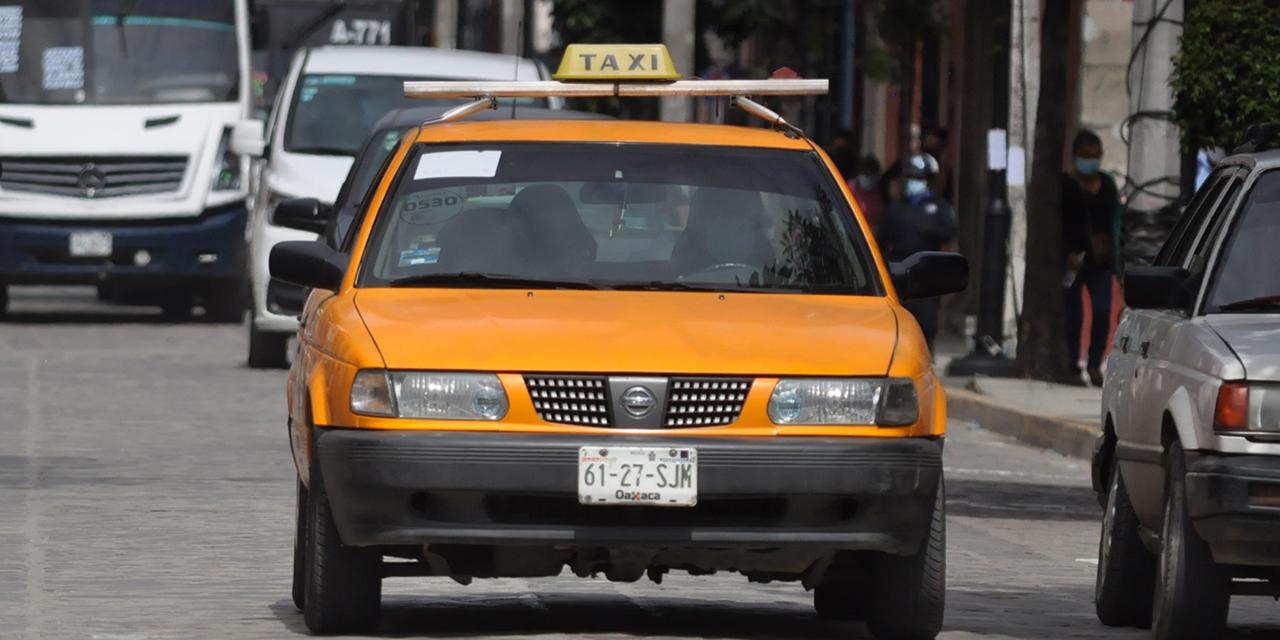 Uber se topa con usos y costumbres del taxismo local   El Imparcial de Oaxaca