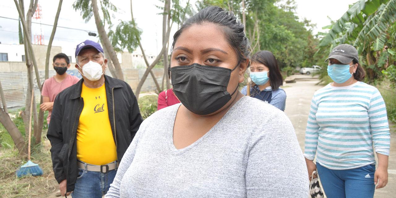 Vecinos de Candiani acusan abandono gubernamental   El Imparcial de Oaxaca