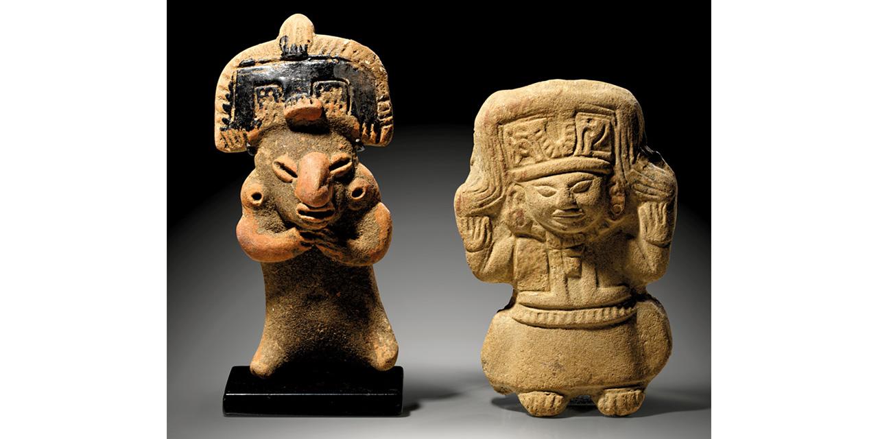 México busca rescatar como patrimonio 5 de 74 piezas mixtecas de subasta en Alemania   El Imparcial de Oaxaca
