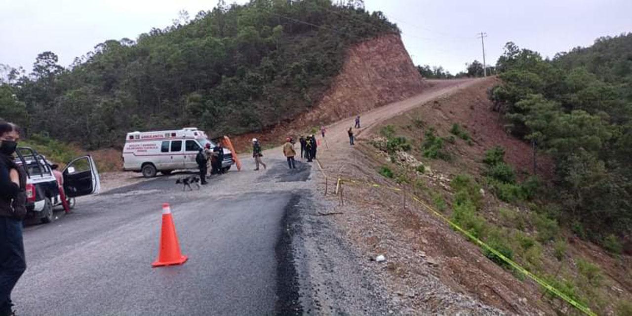 FGEO investiga muerte de presidente de bomberos | El Imparcial de Oaxaca