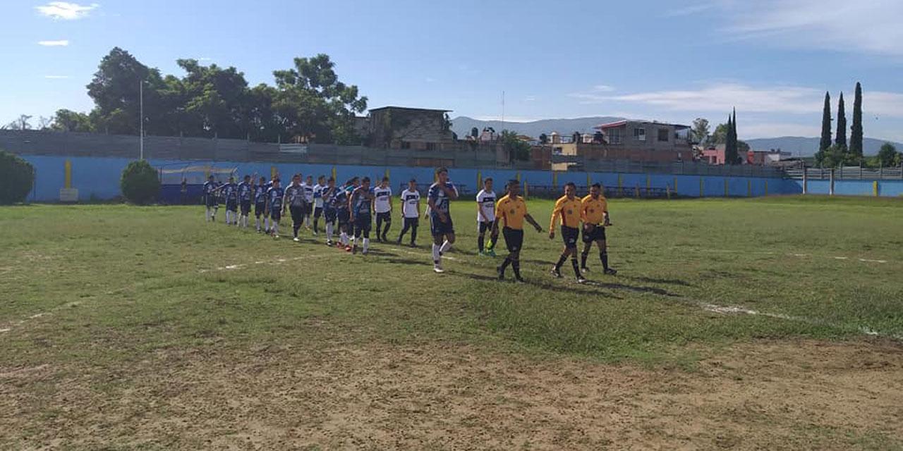 El Mejor Futbol Amateur | El Imparcial de Oaxaca