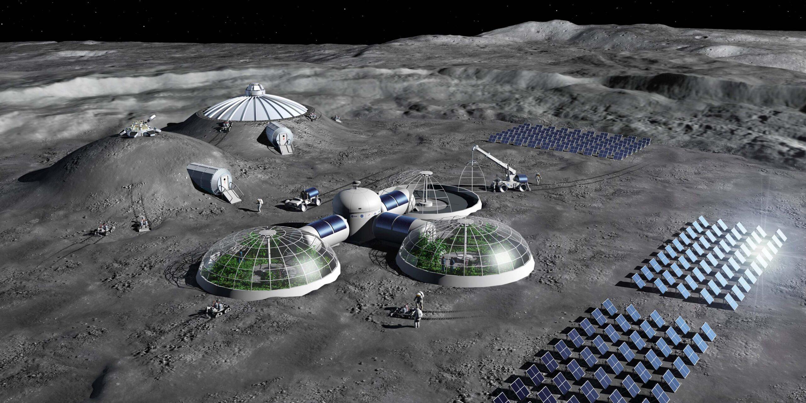Crear oxígeno y agua en la Luna | El Imparcial de Oaxaca