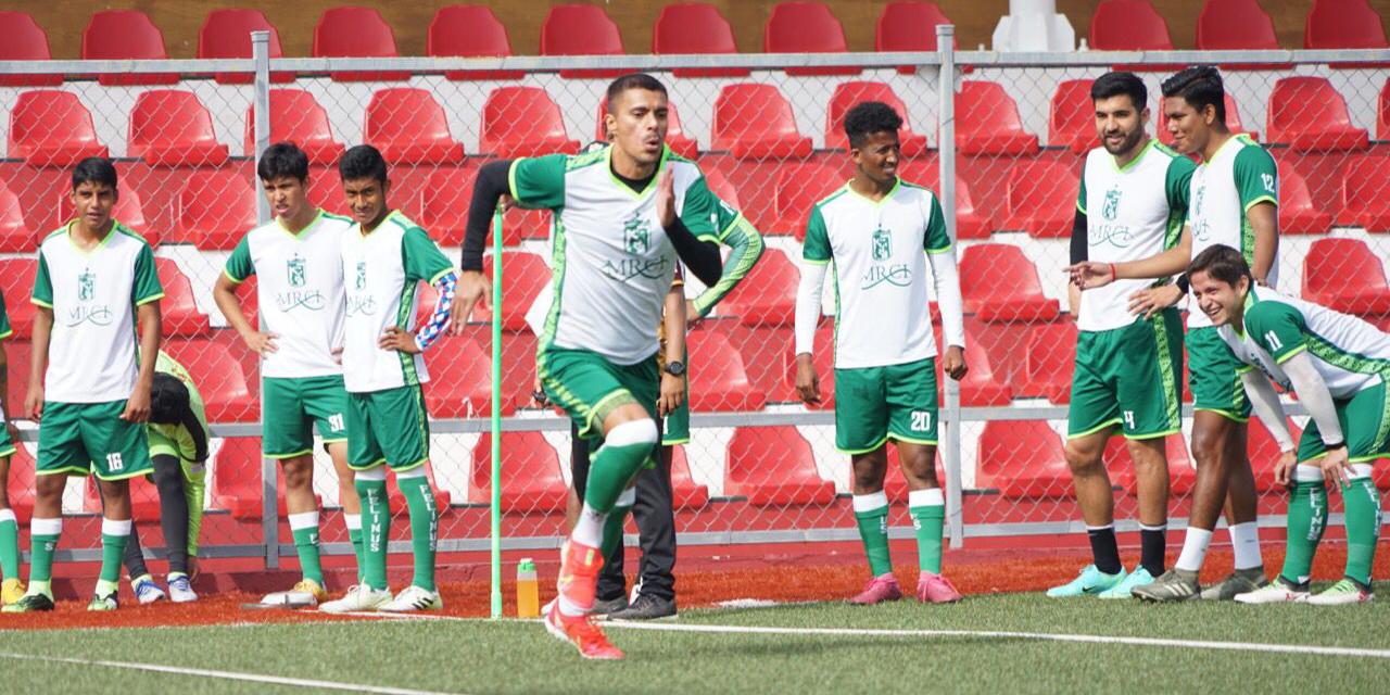 Reciben Chapulineros a Neza FC   El Imparcial de Oaxaca