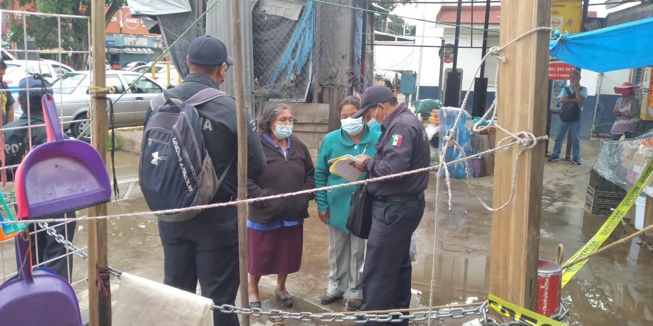 Identifican a un hombre que murió en Mercado de Abastos   El Imparcial de Oaxaca
