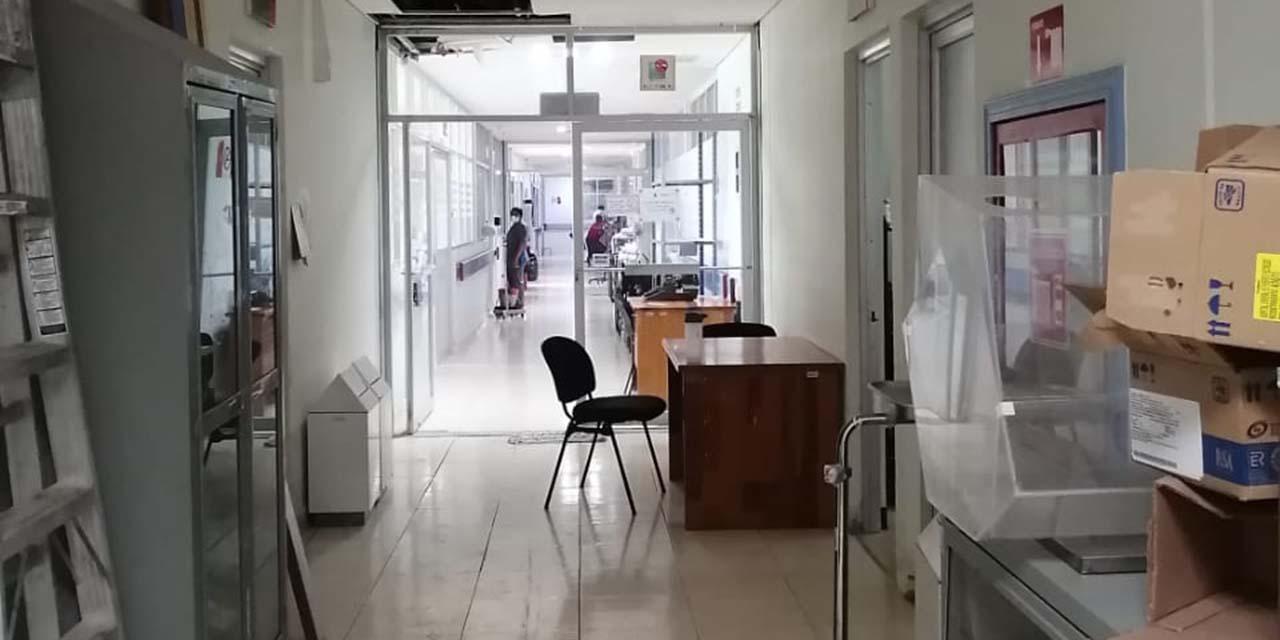 Hospital de Puerto se encuentra en condiciones precarias | El Imparcial de Oaxaca