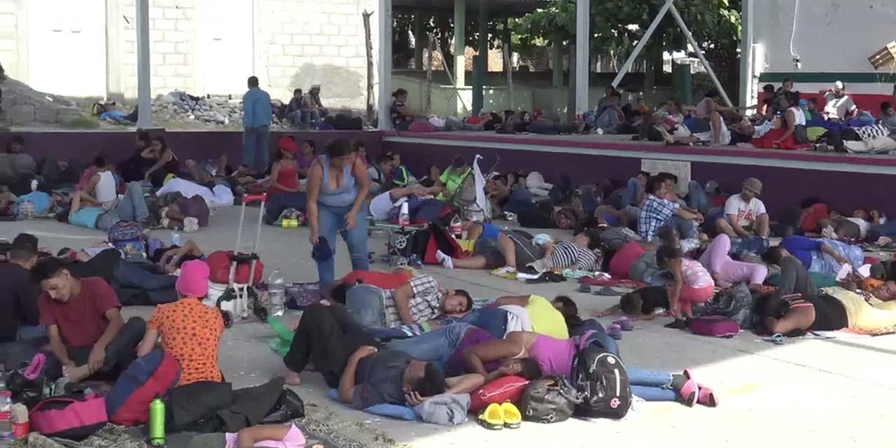 Repuntan delitos de tráfico de migrantes | El Imparcial de Oaxaca