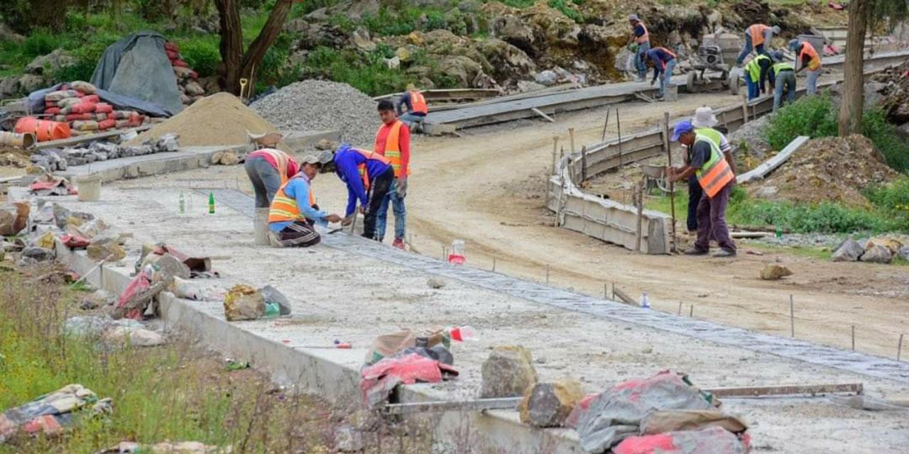 Comité de Pavimentación se deslinda de desvío de recursos en La Mixteca   El Imparcial de Oaxaca