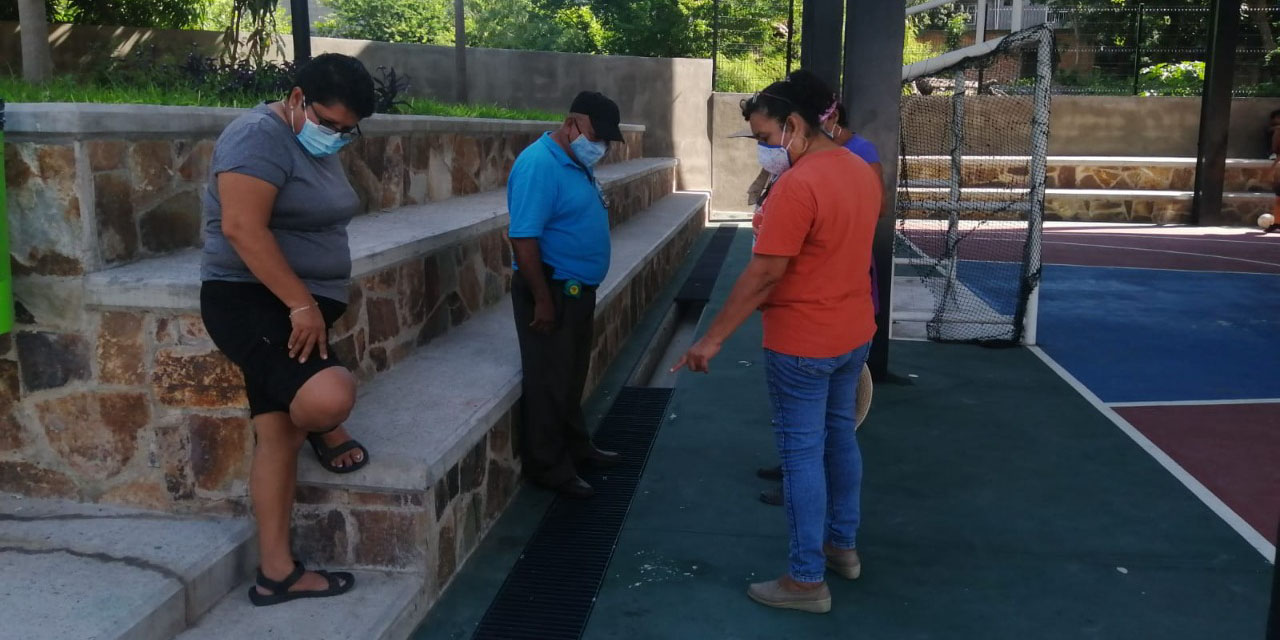 Denuncian robo en parque de Salina Cruz   El Imparcial de Oaxaca