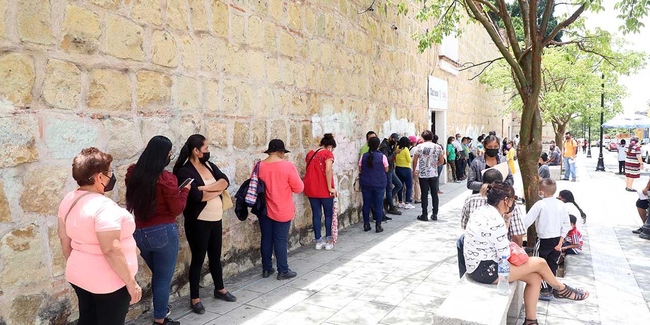 Saturan oficinas de Archivo Central del Registro Civil   El Imparcial de Oaxaca