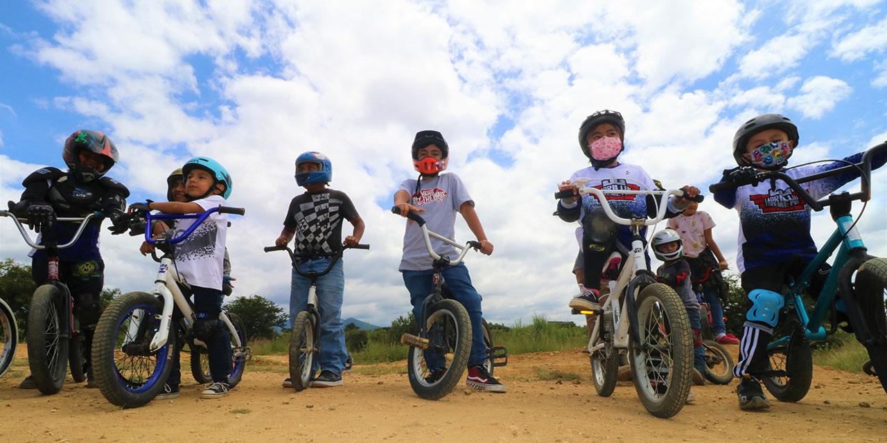 Grata respuesta a Nacional de Ciclismo Infantil BMX | El Imparcial de Oaxaca