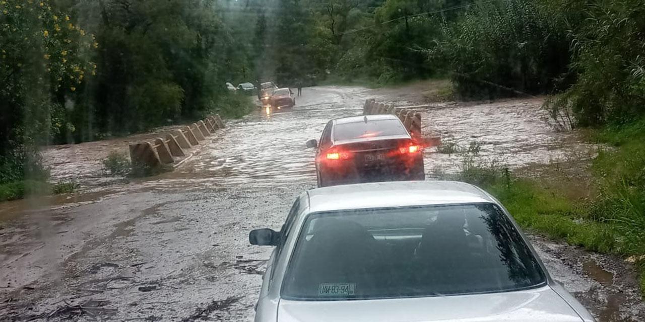 Lluvias dejan daños en La Mixteca   El Imparcial de Oaxaca
