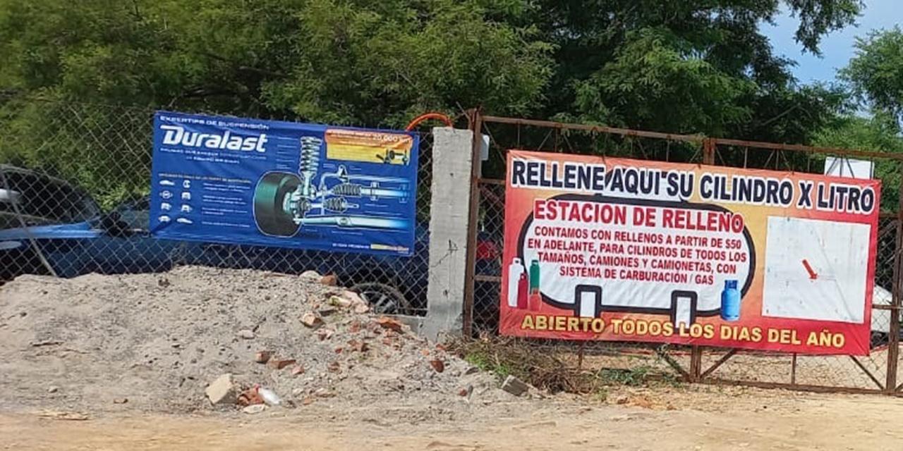 Gasera de Tehuantepec, blanco de la delincuencia | El Imparcial de Oaxaca