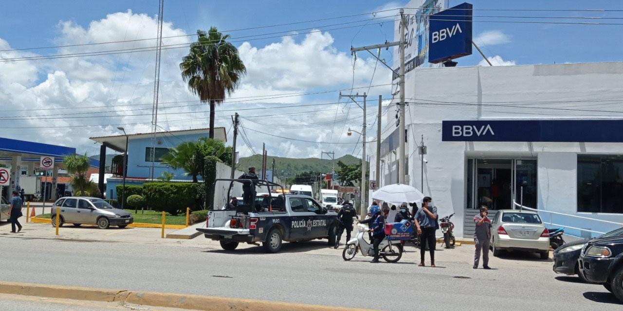 Robo a cuentahabiente en avenida Universidad   El Imparcial de Oaxaca