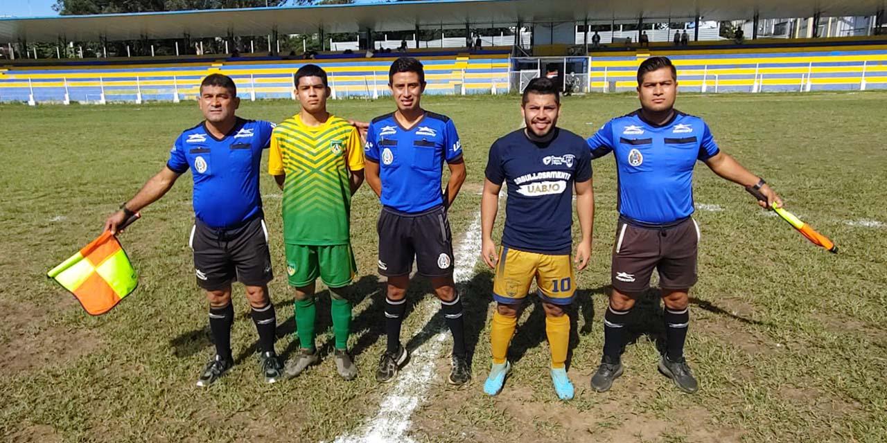 El equipo de la UABJO y Antequera sostuvieron un juego amistoso   El Imparcial de Oaxaca