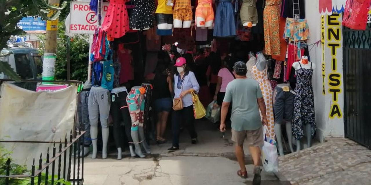 Aparecen 30 nuevos locales informales en Salina Cruz | El Imparcial de Oaxaca