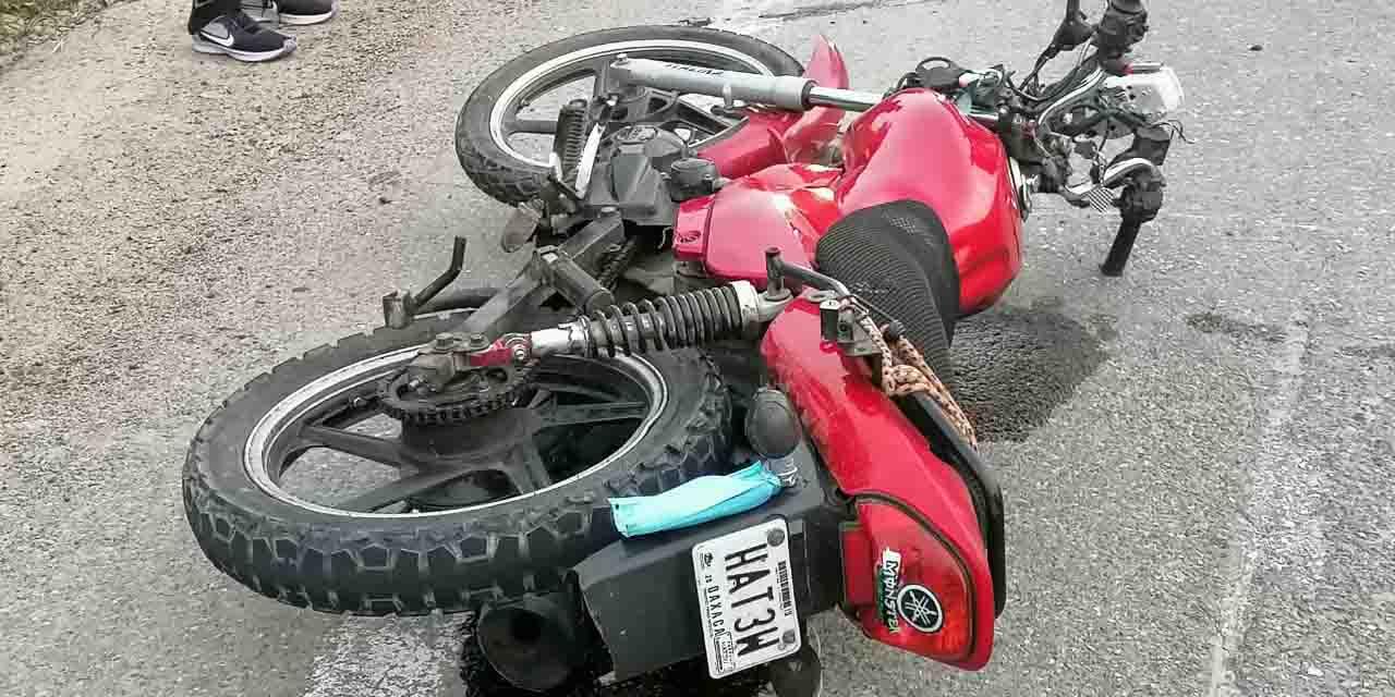 Autobús embiste a motociclista en Matías Romero   El Imparcial de Oaxaca