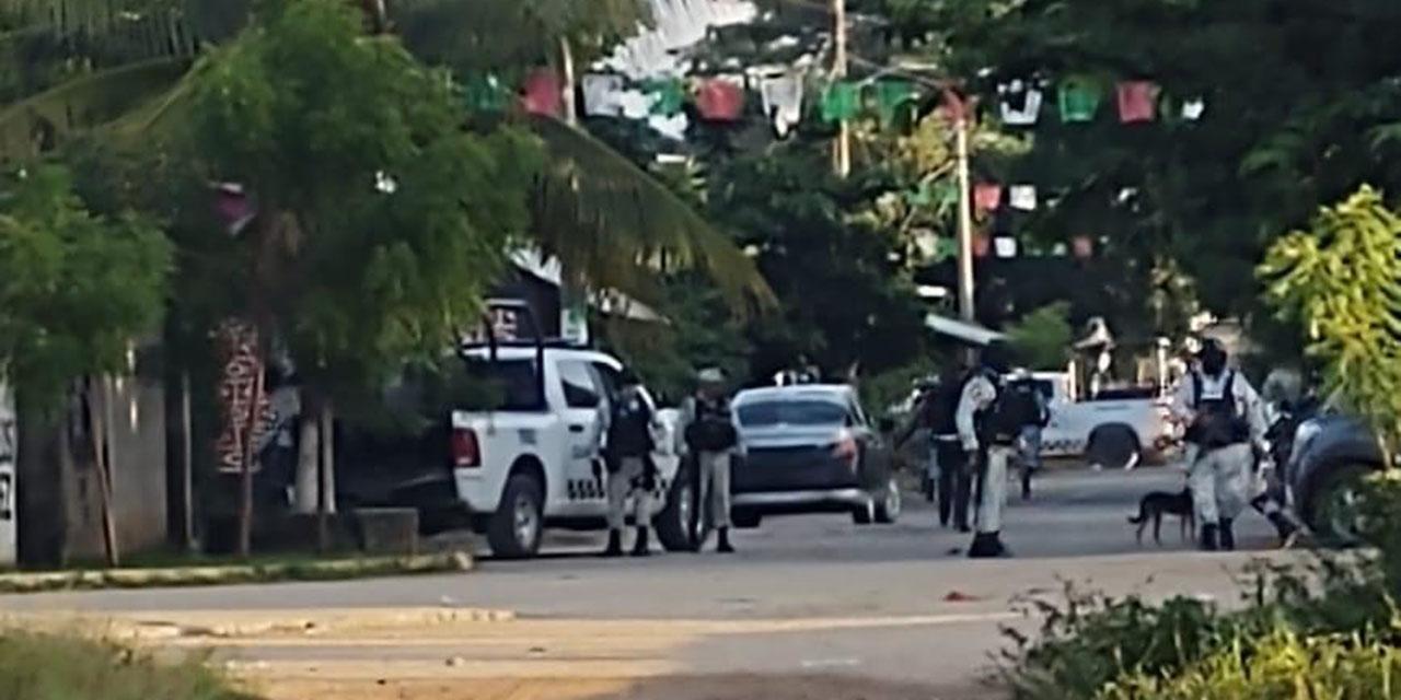 Se opone a cateo y es abatido en San Francisco del Mar | El Imparcial de Oaxaca