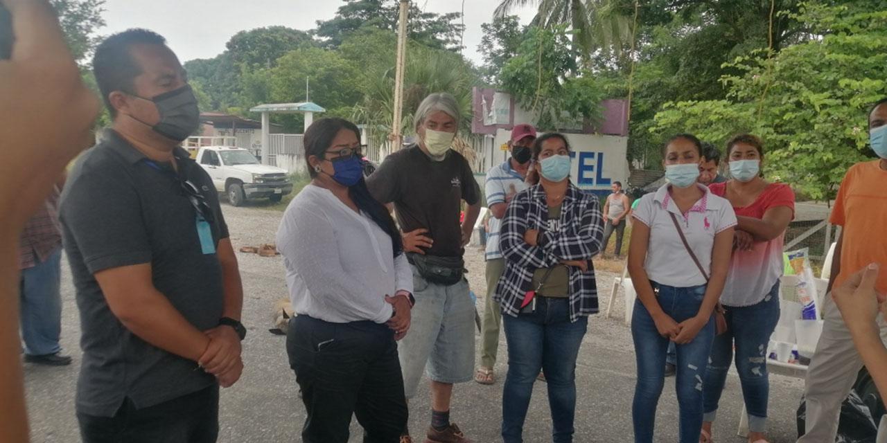 Tras acuerdos, levantan bloqueo en Chigola | El Imparcial de Oaxaca