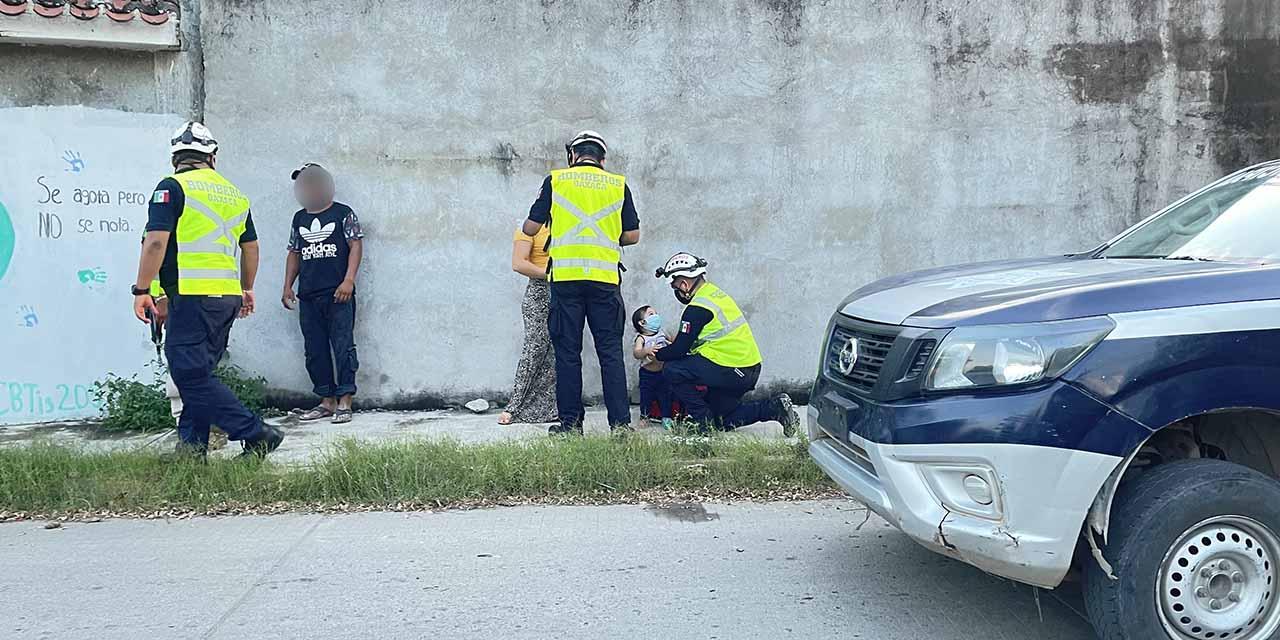 Mujer se arroja de mototaxi por presunto rapto | El Imparcial de Oaxaca