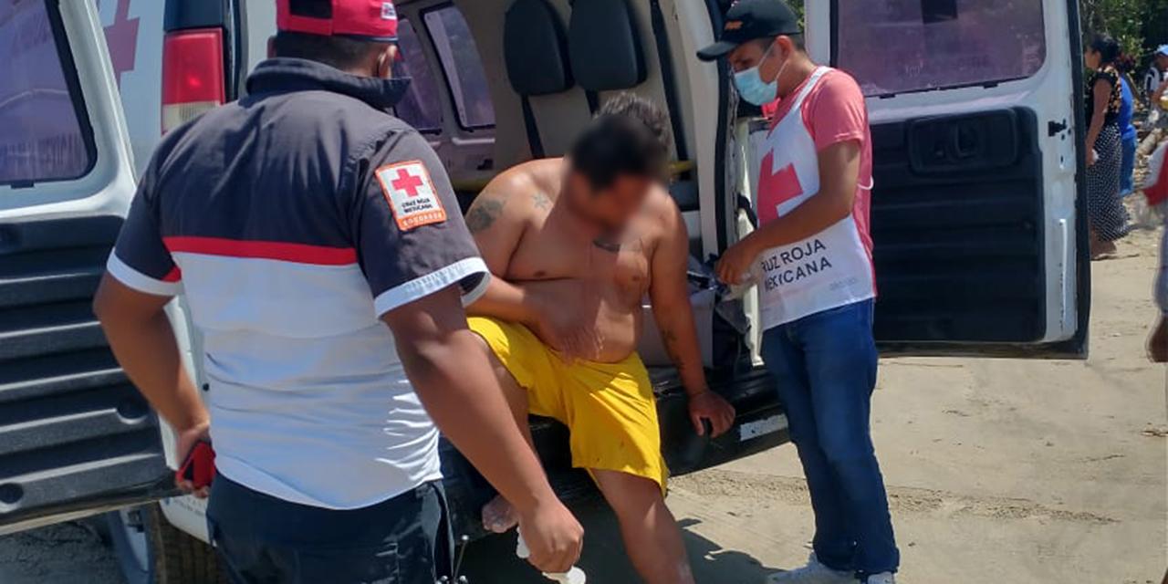 Riña deja 2 lesionados en Salina Cruz   El Imparcial de Oaxaca