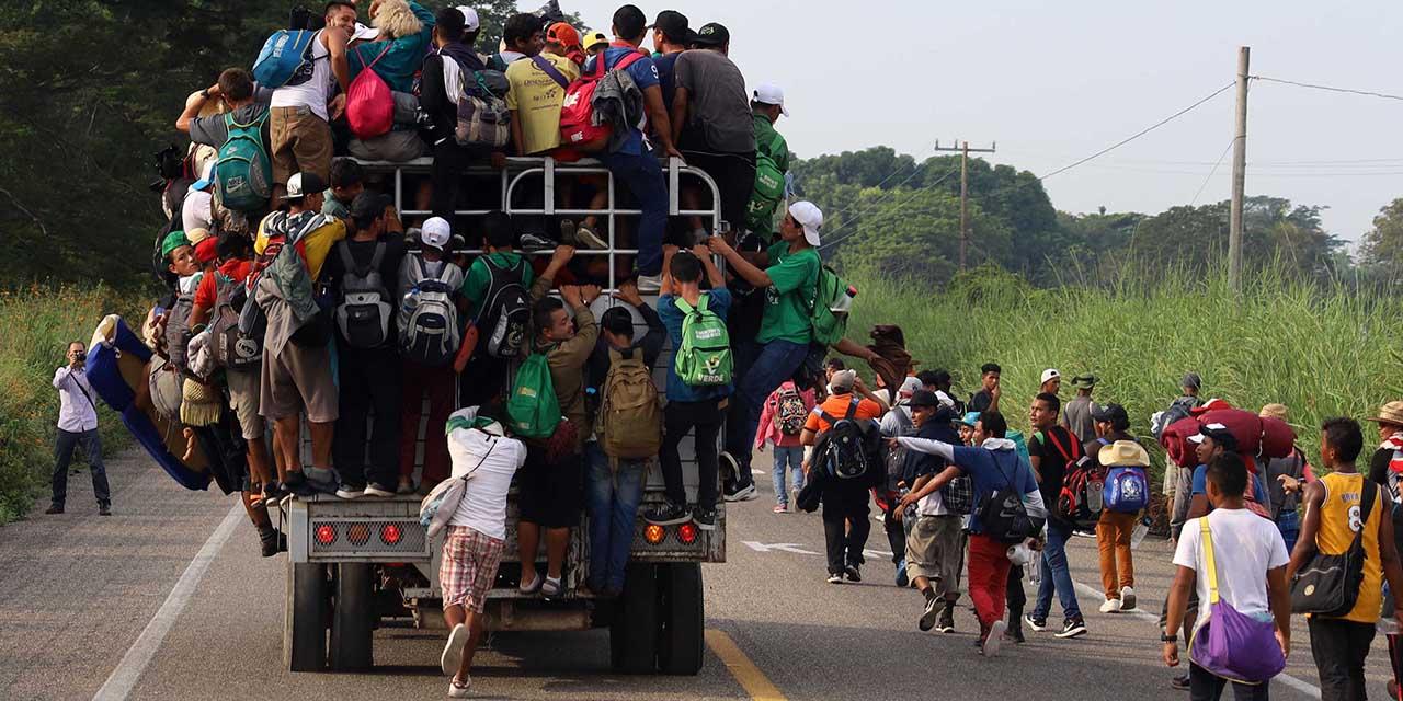 Alcanza a Oaxaca la crisis de migración caribeña | El Imparcial de Oaxaca