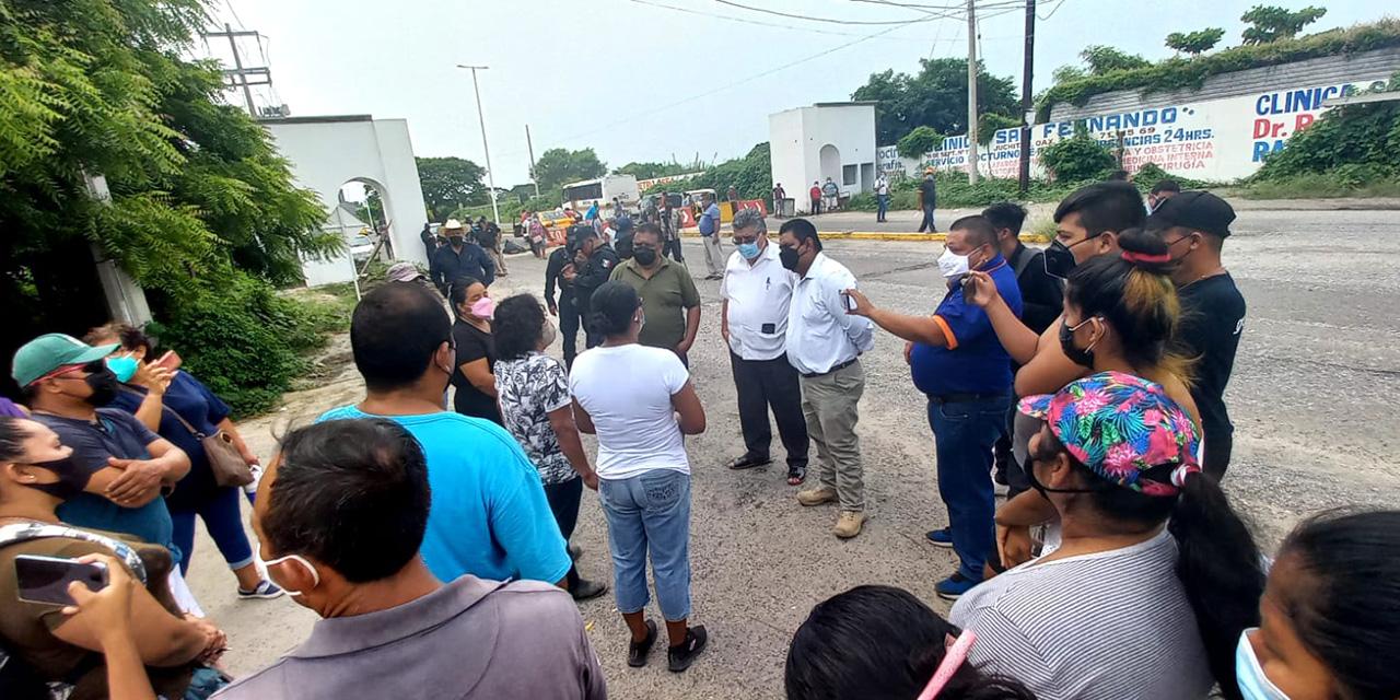 Constructora defrauda a familias afectadas por terremoto del 2017 en el Istmo | El Imparcial de Oaxaca