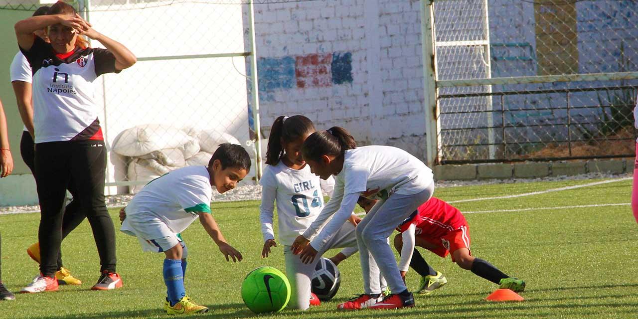 Educación Física tendrá que esperar   El Imparcial de Oaxaca