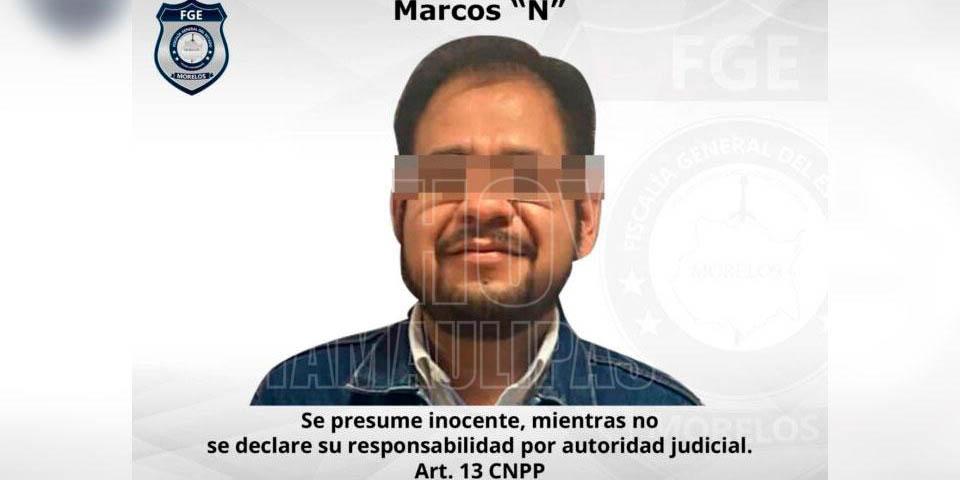 Detienen exdiputado Marcos 'N' en Morelos, es presunto responsable del delito de violación | El Imparcial de Oaxaca