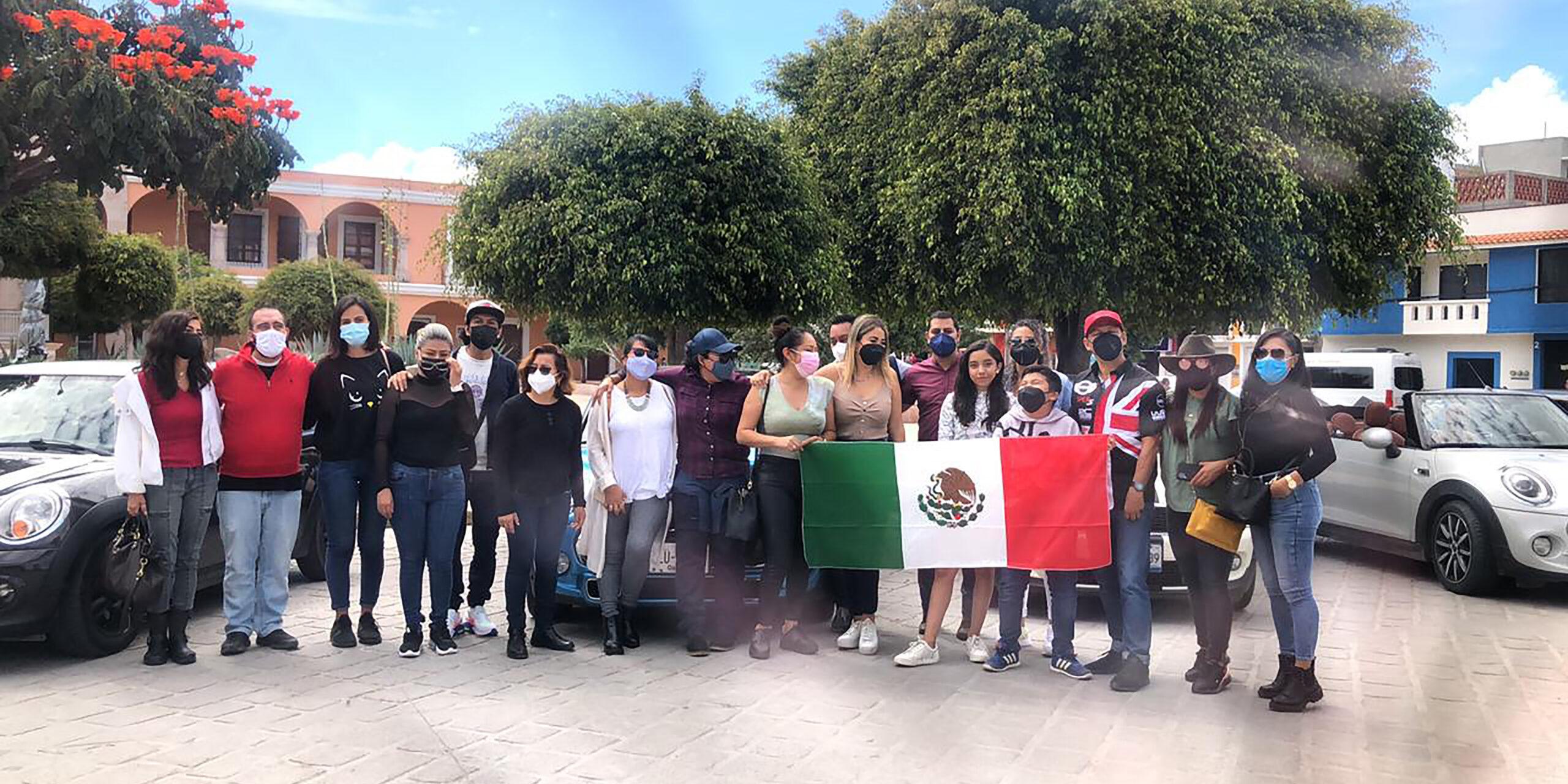 Participan de rodada Mini   El Imparcial de Oaxaca