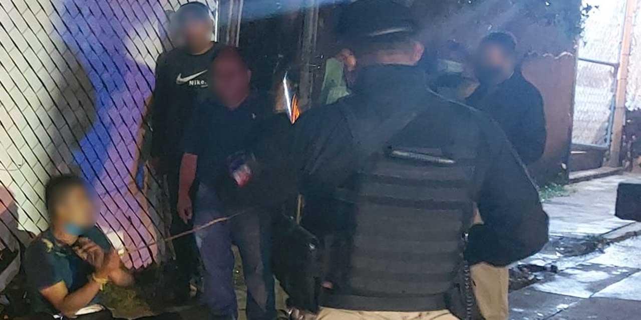 Lo querían linchar; lo amarran en Infonavit   El Imparcial de Oaxaca