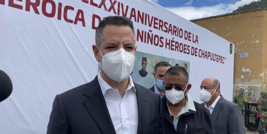 Pide gobernador esperar resultado de investigación en crimen de magistrado   El Imparcial de Oaxaca