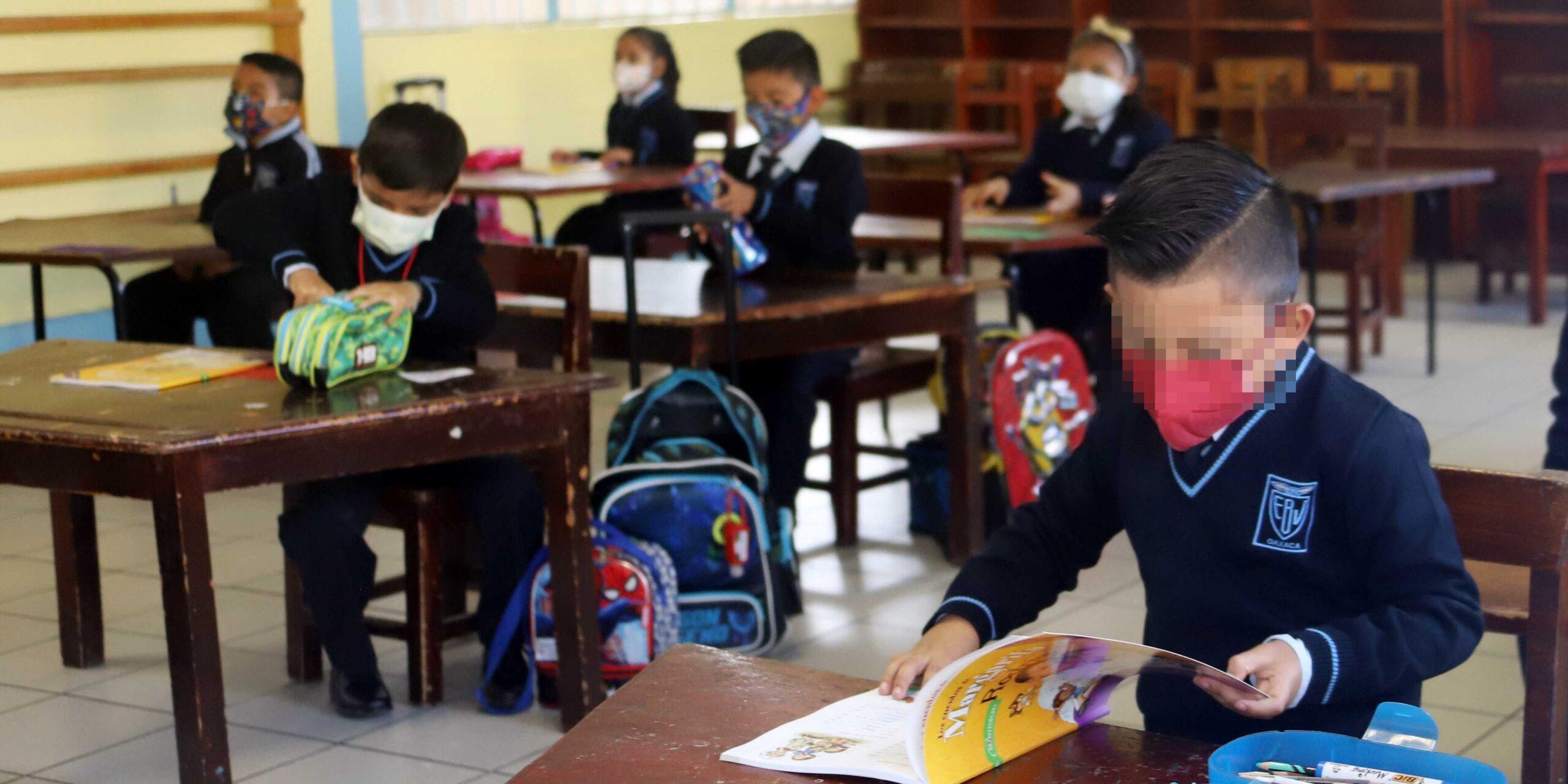 Sin reporte de brote de Covid-19 en escuelas   El Imparcial de Oaxaca