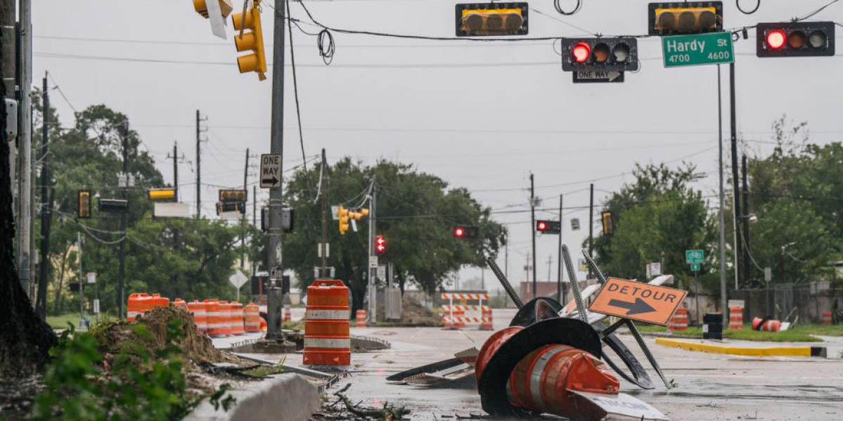 'Nicholas' causa apagones, inundaciones y daños a la ciudad en su paso por Texas   El Imparcial de Oaxaca