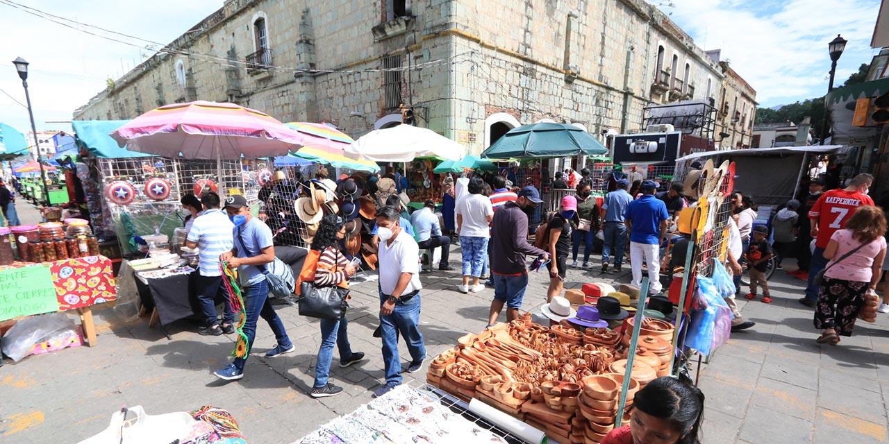 Oaxaca pierde 27 mil empleos de servicios   El Imparcial de Oaxaca